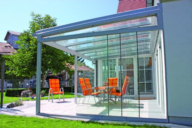 Mellizo Comfort Products Terrassenuberdachungen Glas